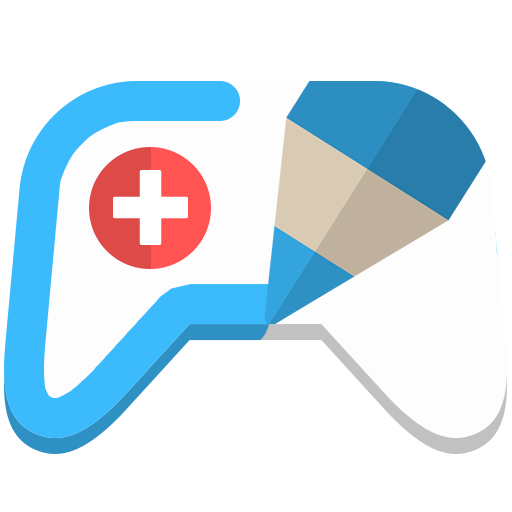 Logo der App Draw Your Game.