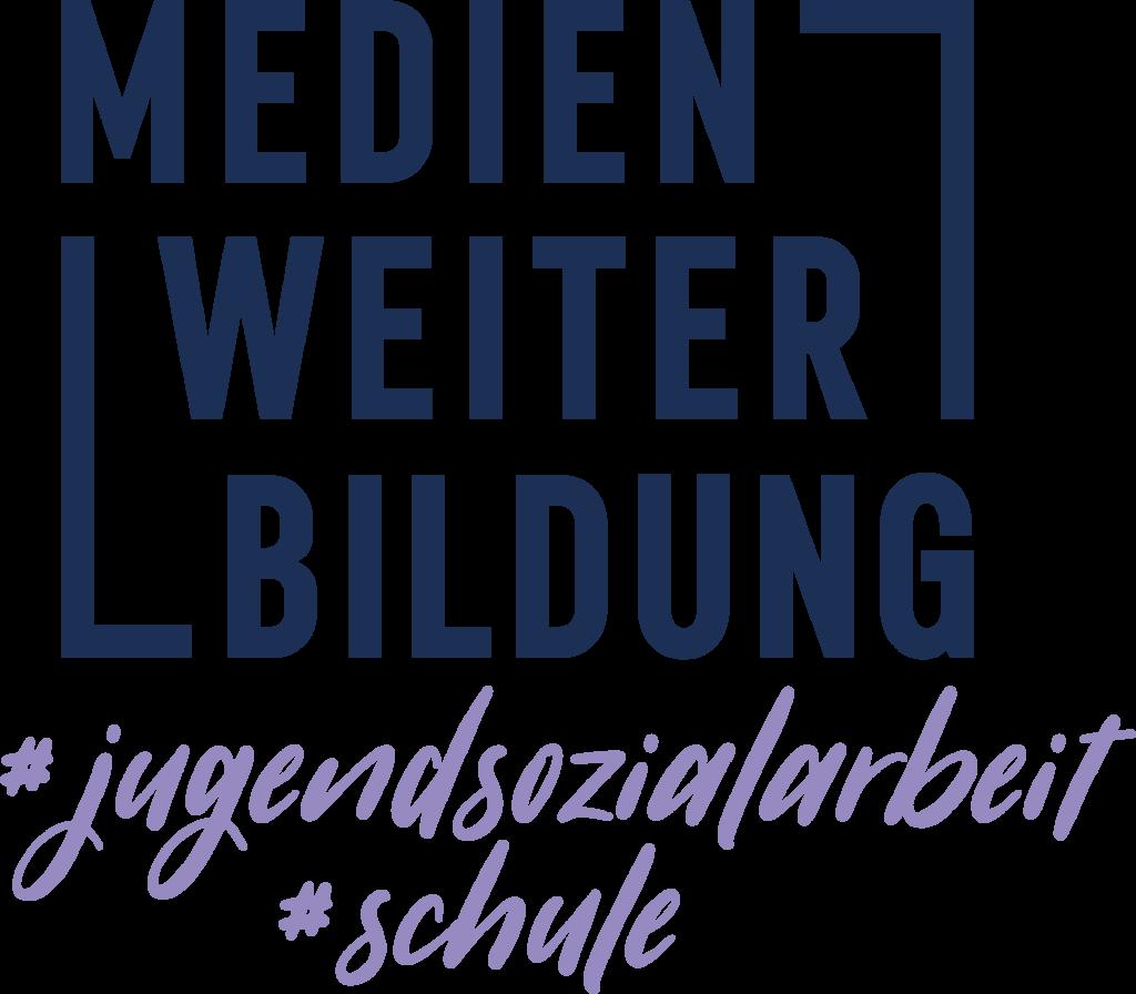 Logo: Medien_Weiter_Bildung #jugendsozialarbeit #schule